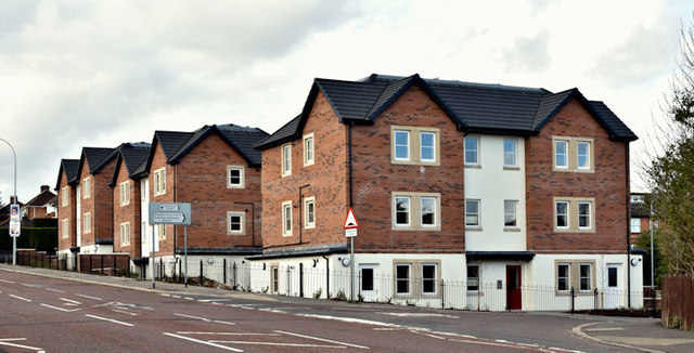 Holywood Road development site, Belfast - April 2016(1)