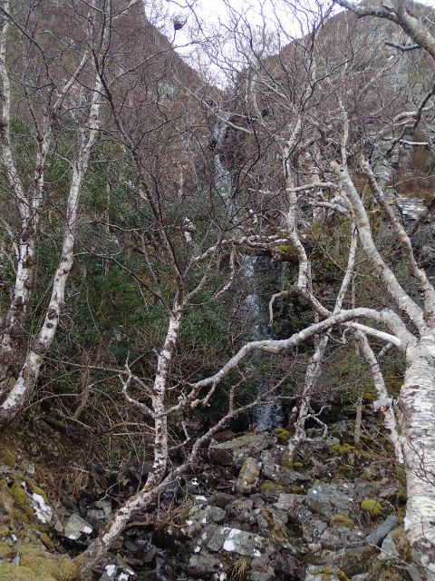 Waterfall, Allt Ceann Coille