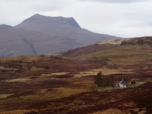 View of Glastullich