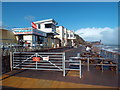 SX9473 : East Cliff Café, Teignmouth by Malc McDonald