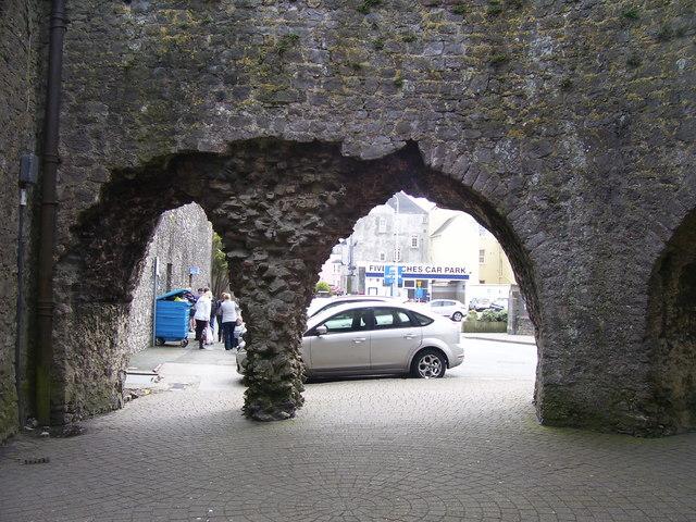 The five arches tenby webcam