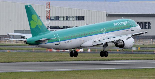 EI-CVA, Belfast City Airport (April 2016)