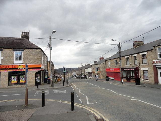 Blackhill, County Durham