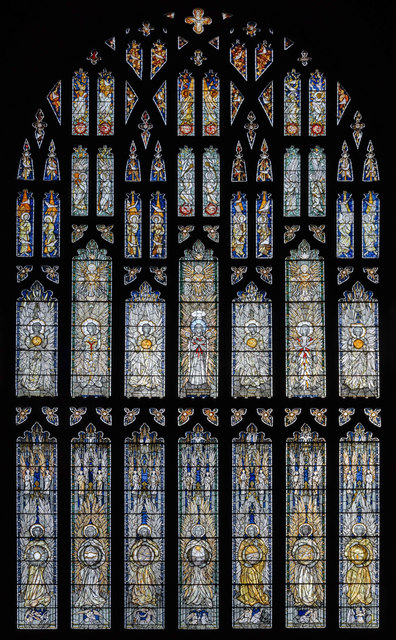 West window southwell minster julian p guffogg for West window york minster