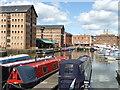 SO8218 : Gloucester Docks : Week 16