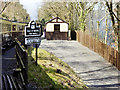 SN6878 : Aberffrwd Station, Vale of Rheidol Railway by David Dixon