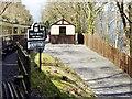 SN6878 : Aberffrwd Station, Vale of Rheidol Railway by David Dixon