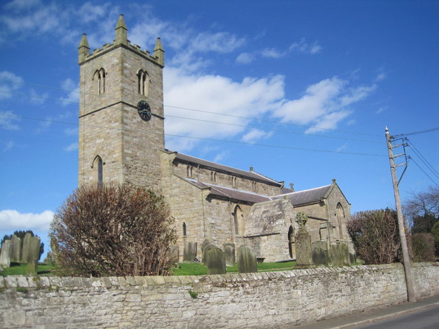 Church of St Bartholomew, Whittingham