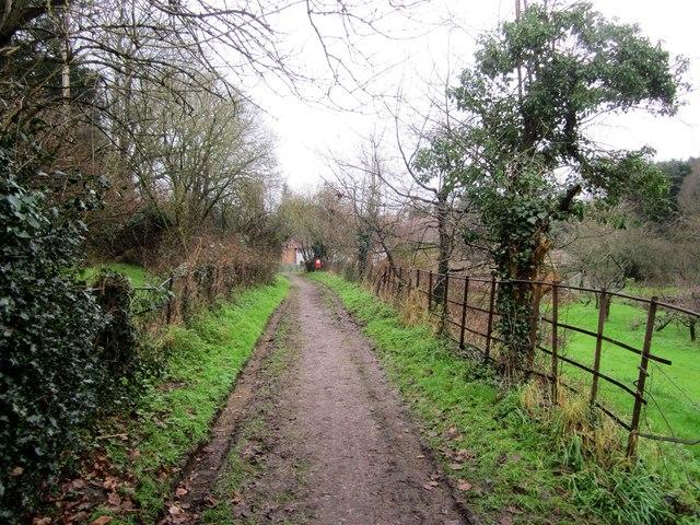 Track & Bridleway