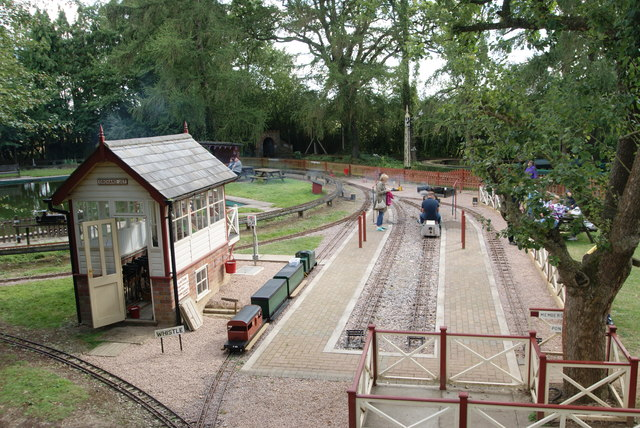 North London Society of Model Engineers - Main Station