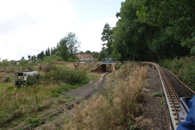 North London Society of Model Engineers - Bridge