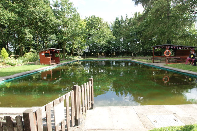 North London Society of Model Engineers - Boating pool