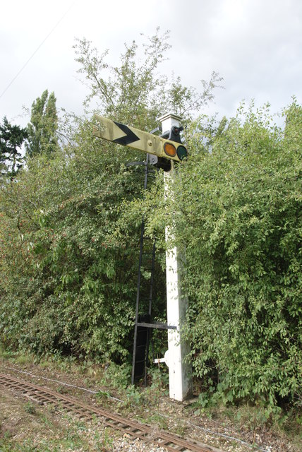 North London Society of Model Engineers - Branch line signal