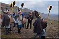 HP6216 : Lighting the Queen's bonfire, Saxa Vord : Week 16