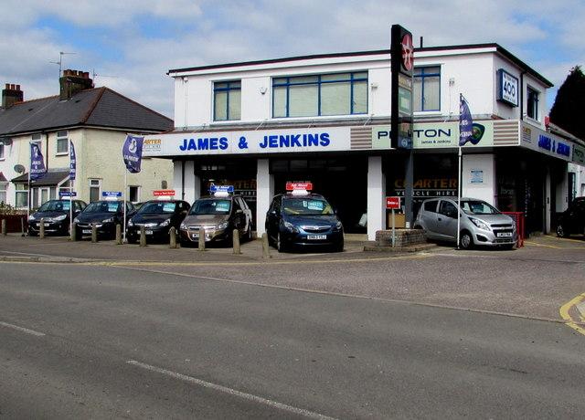 Jenkins Car Hire Littlehampton