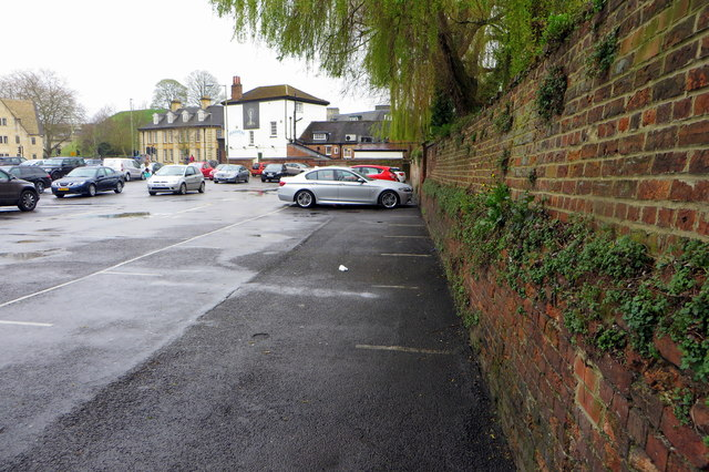 Worcester Street Car Park City Centre Oxford
