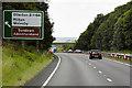 SK7273 : Northbound A1 near to West Markham by David Dixon