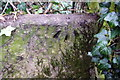SP4823 : Benchmark on stone stile by Roger Templeman