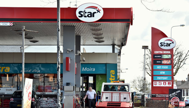 Do Petrol Stations Have Service Rooms Below