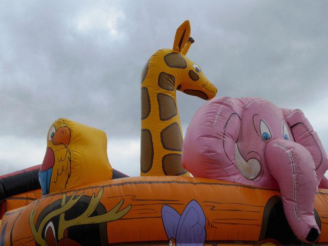 Herne Bay inflatables