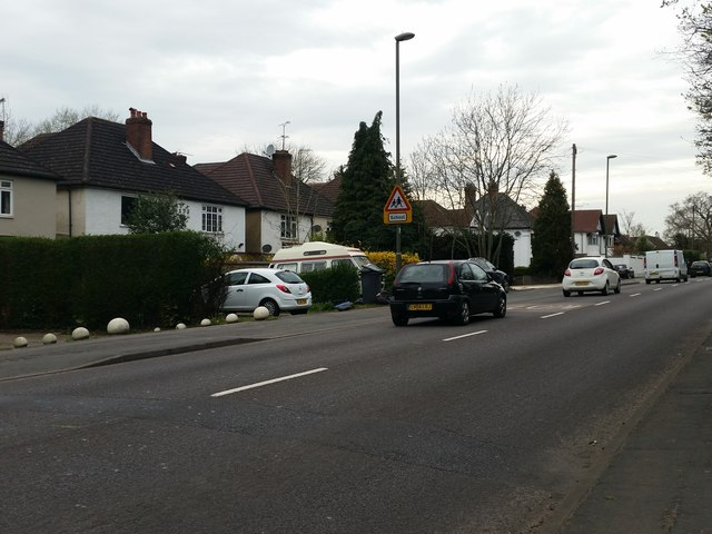 Frimley Road, Camberley