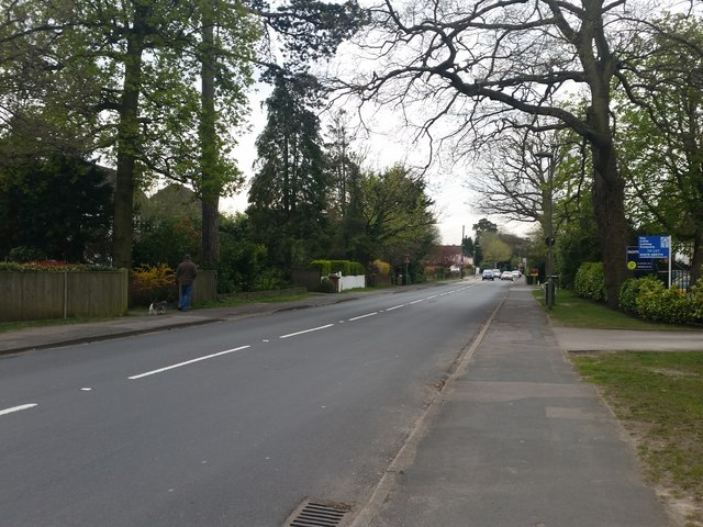 Park Road, Camberley