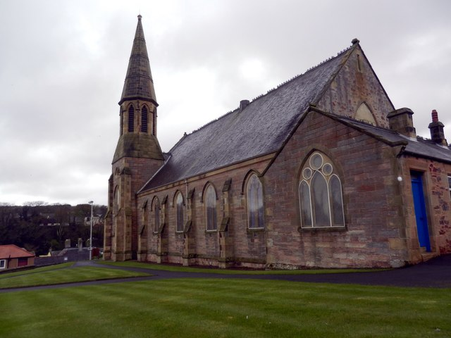 Eyemouth Parish Church