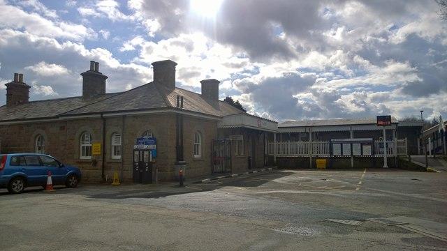 St Erth railway station