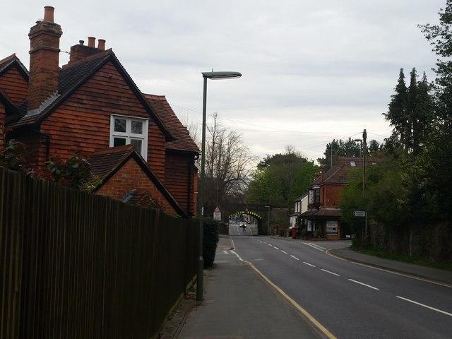 Park Street, Camberley