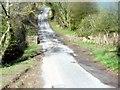 NT9454 : Heading towards Foulden in Berwickshire by James Denham