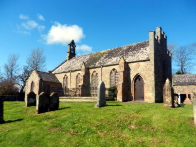 Foulden and Mordington Parish Kirk
