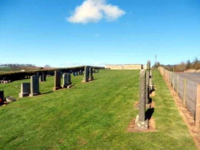 Foulden and Mordington Parish Cemetery