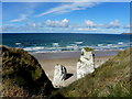 C8840 : The sea near the Whiterocks, Portrush by Kenneth  Allen