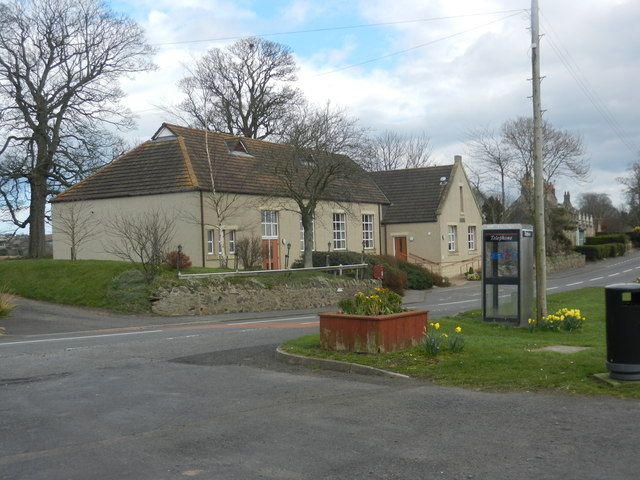 Foulden Village Hall