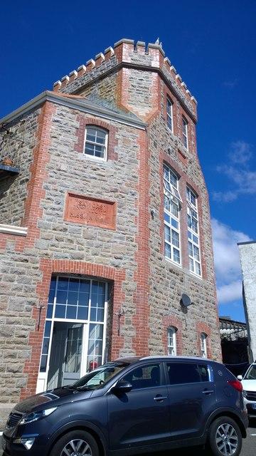 Sailors Institute Mission Hall