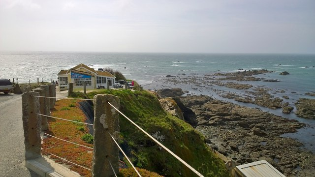 Lizard Point and The Most Southerly Gift Shop