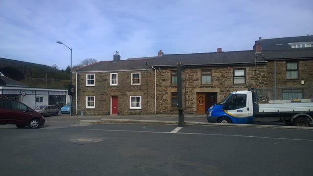 Falmouth Road, Redruth