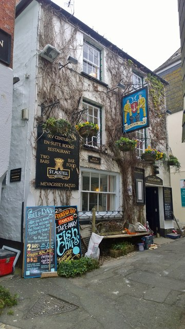 The Fountain Inn, Mevagissey