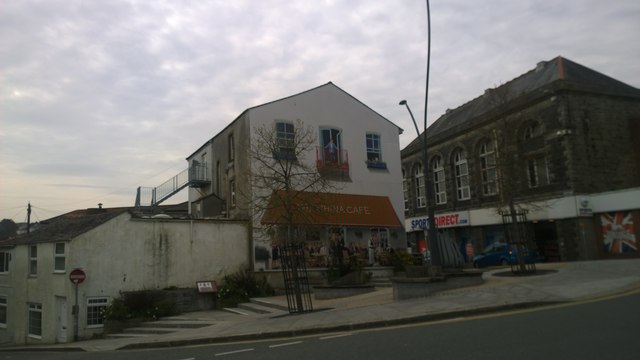 The China Café, St Austell