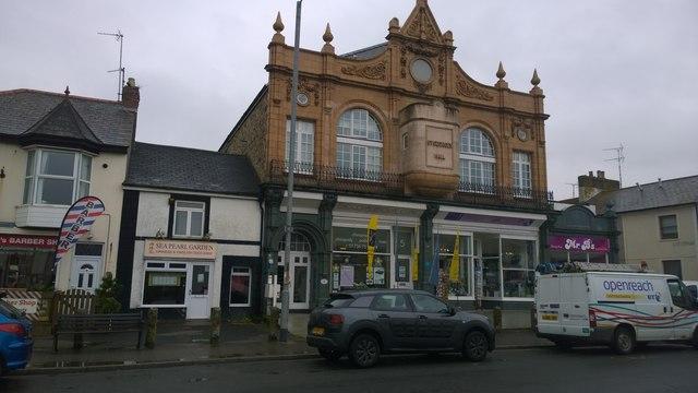 St Georges Hall, Hayle