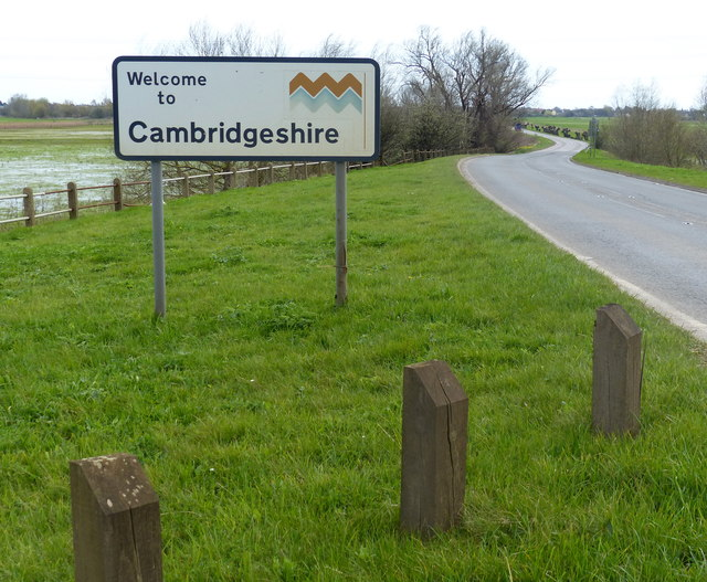 Welcome To Cambridgeshire 169 Mat Fascione Geograph
