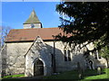 TQ9460 : The Church of St Peter and St Paul at Lynsted by Peter Wood