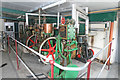 SJ9483 : Anson Engine Museum - stationary steam engines by Chris Allen