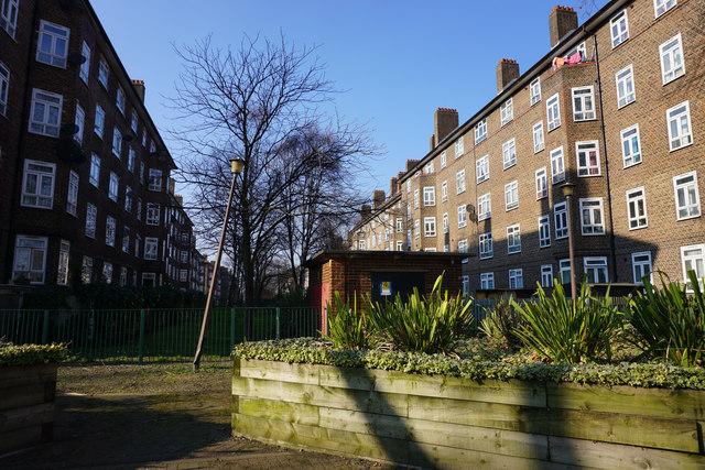 Kingsmead housing project