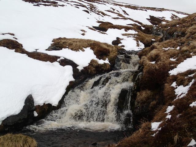 Waterfall, Allt Shios Glas-choire