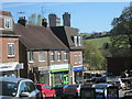 SP8901 : Main road at Great Missenden by Peter