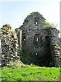 S4357 : Castle Ruin by kevin higgins