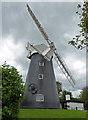 TL5764 : Foster's Mill, Swaffham Prior by Chris Allen