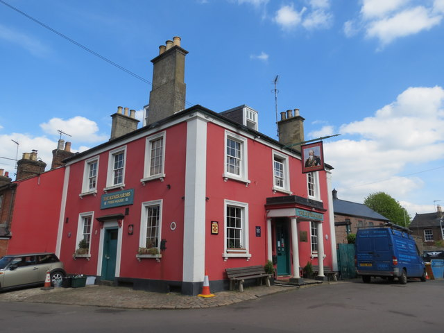 The King's Arms Public House, King Street, Tring