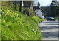 TL1183 : Crown Cottage on the High Street, Great Gidding by Mat Fascione